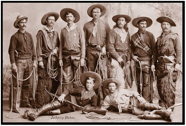 Cowboys Weren't Overweight a Hundred Years Ago