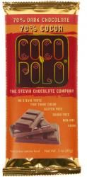 Coco Polo 70% Dark Chocolate