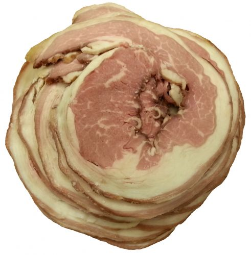 Smoked Beef Bacon