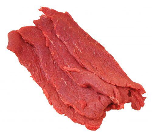 Beef Jerky Uncooked Meat