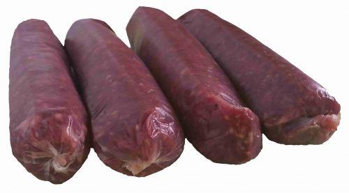 Buffalo Bratwurst Sausage (Uncooked)