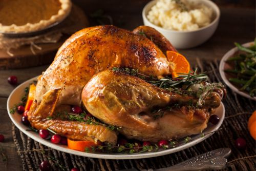 Omega-3 White Turkey 11 - 12 lbs