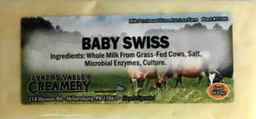 LVC Swiss Snack Pack