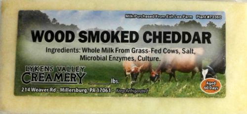 LVC Smoked Cheddar Snack Pack