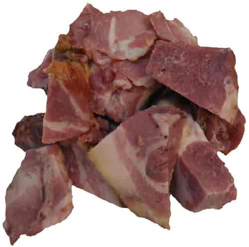 Smoked Pork Bacon Ends