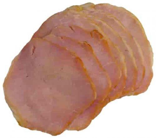 Smoked Canadian Bacon