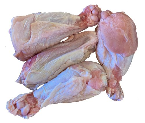 Omega-3 White Turkey Wings