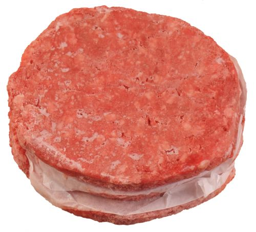 Ground Beef Low-Fat Patties