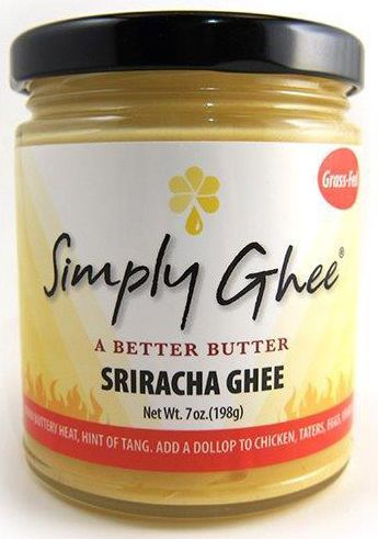 SG Sriracha Ghee