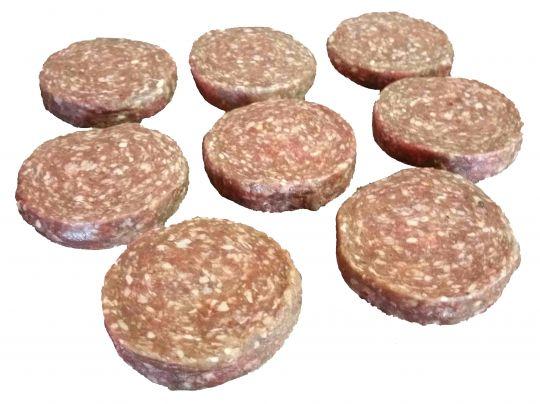 Beef Breakfast Sausage Patties
