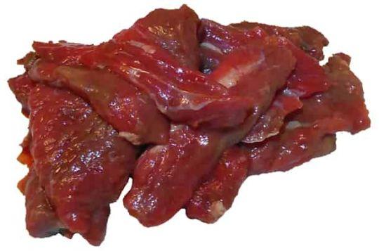 Buffalo Sirloin Stir Fry Strips