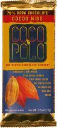 Coco Polo 70% Cocoa Nibs