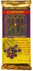 Coco Polo Elderberry 70% Dark Chocolate