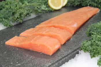 Keta Salmon Fillets Medium