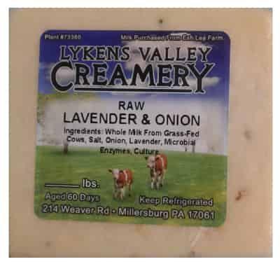 LVC Lavendar & Onion