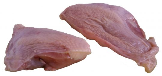 Omega-3 Chicken Skin-On Breasts