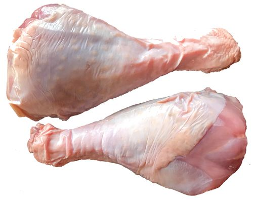 Omega-3 White Turkey Legs