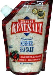 Real Kosher Salt (Pouch)