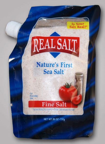 Real Salt (Pouch)