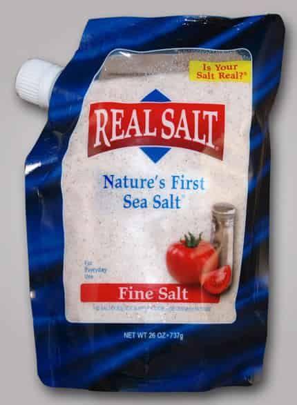 Real Salt (Pouch)