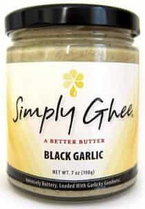 SG Black Garlic Ghee