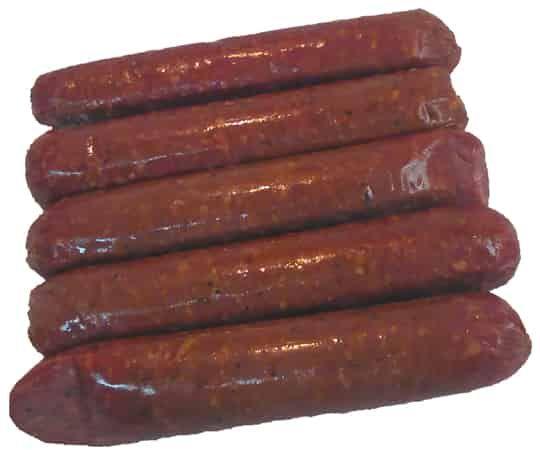 Beef Jalapeno Cheese Sausage