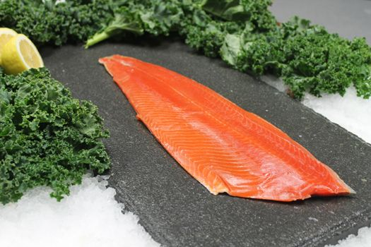 Sockeye Salmon Boneless Fillet
