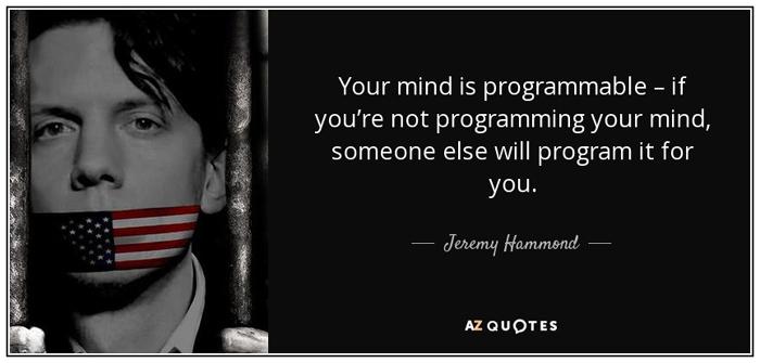 A Programmed Mind