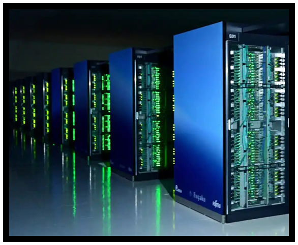 Japans Fugaku Supercomputer