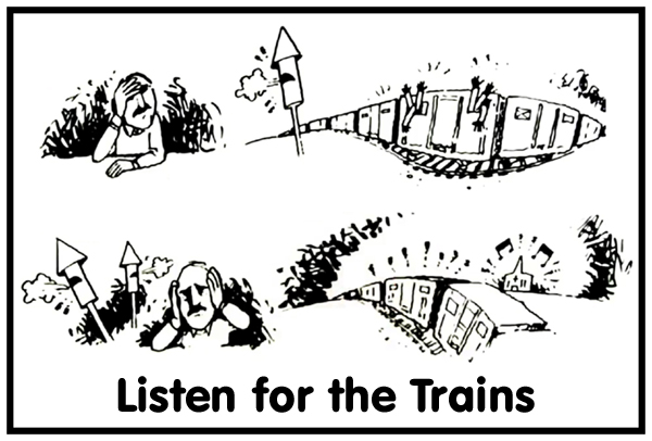 Listen for the Trains