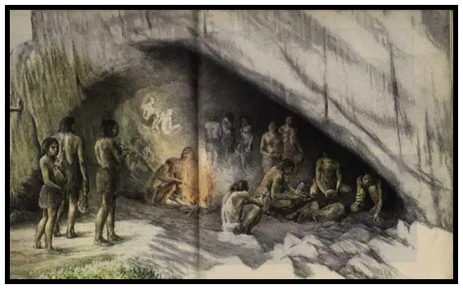 Neanderthal Family Unit