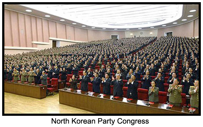 North Koren Party Congress