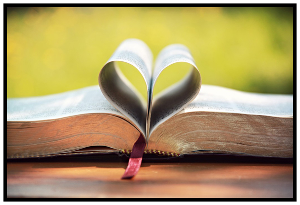 The word of God is LOVE