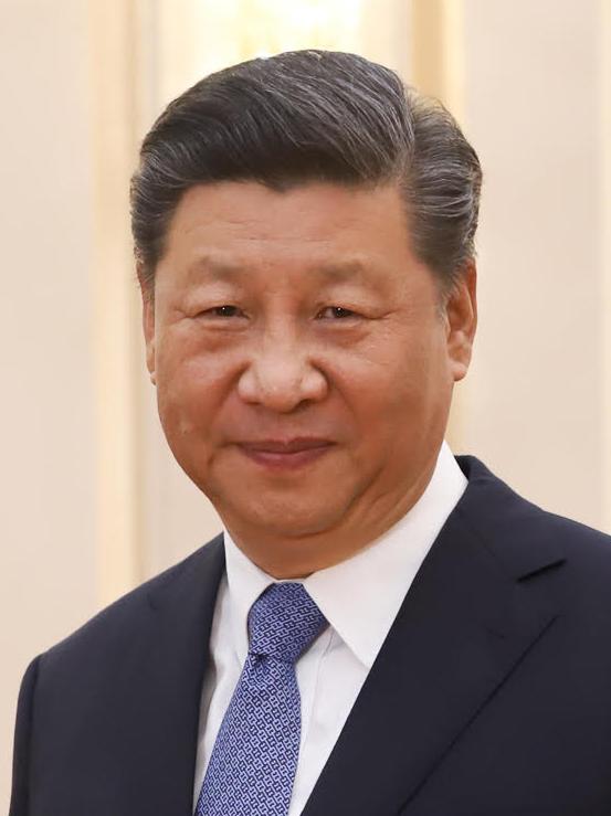 Xi Jinping 2019