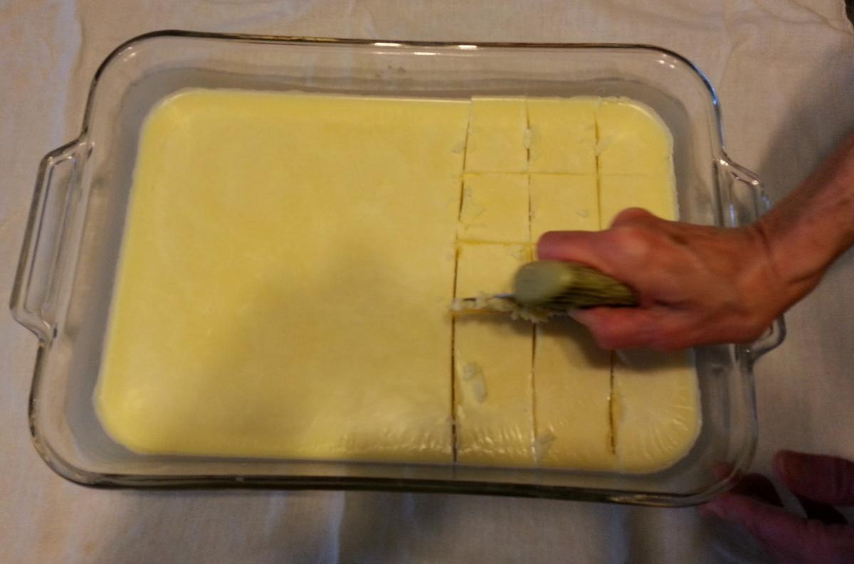 Carving the Tallow